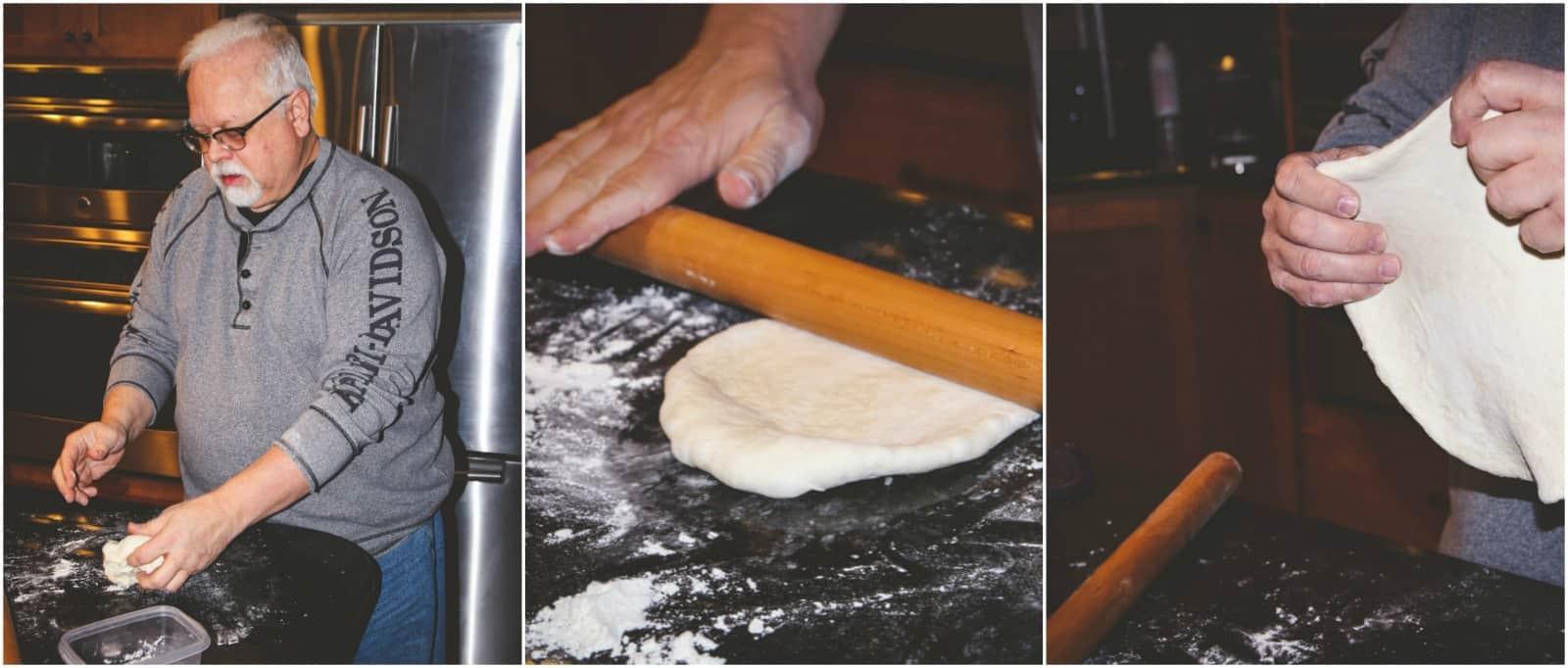 Making the best homemade neapolitan pizza dough