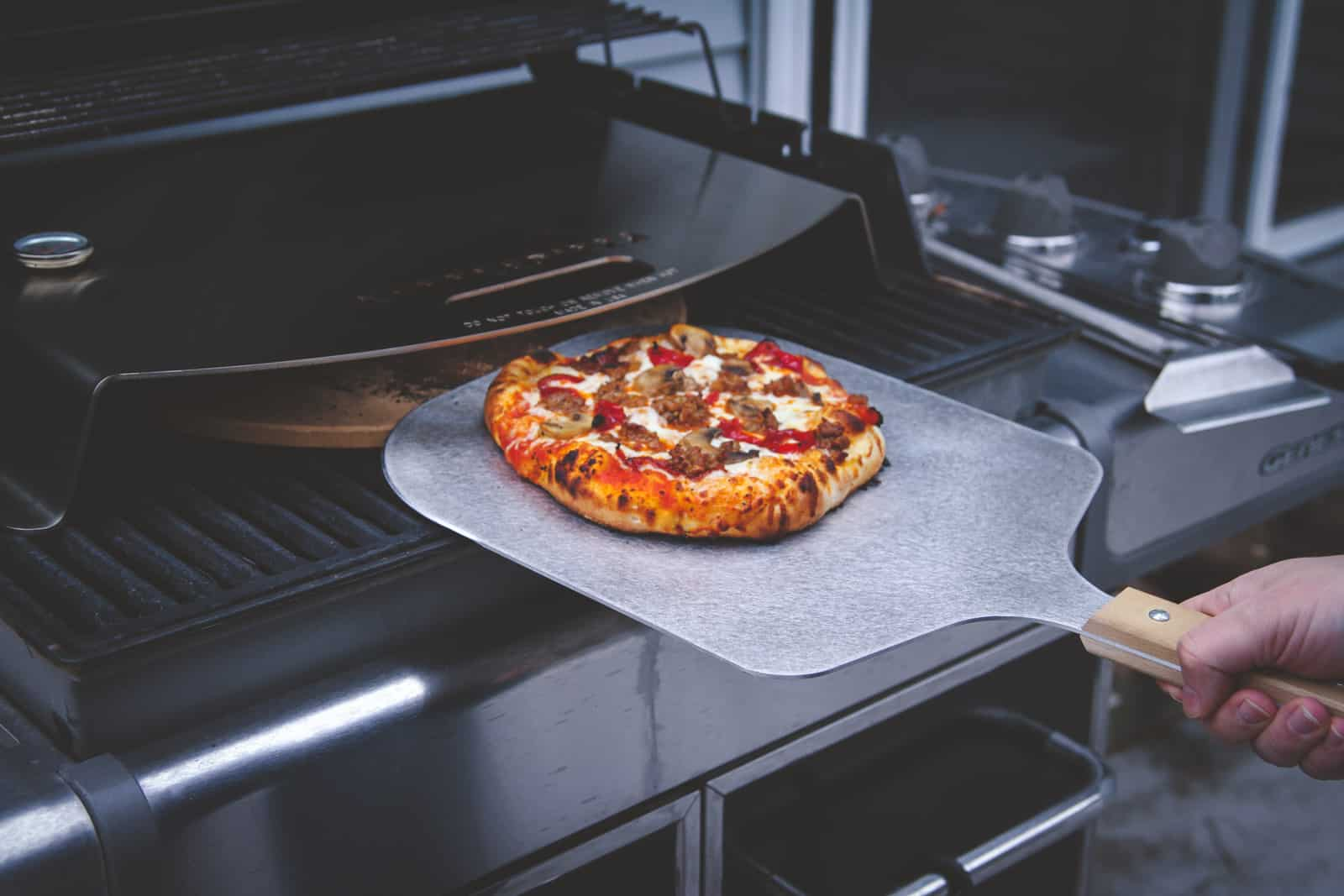 The best pizza made with a KettlePizza Gas Pro