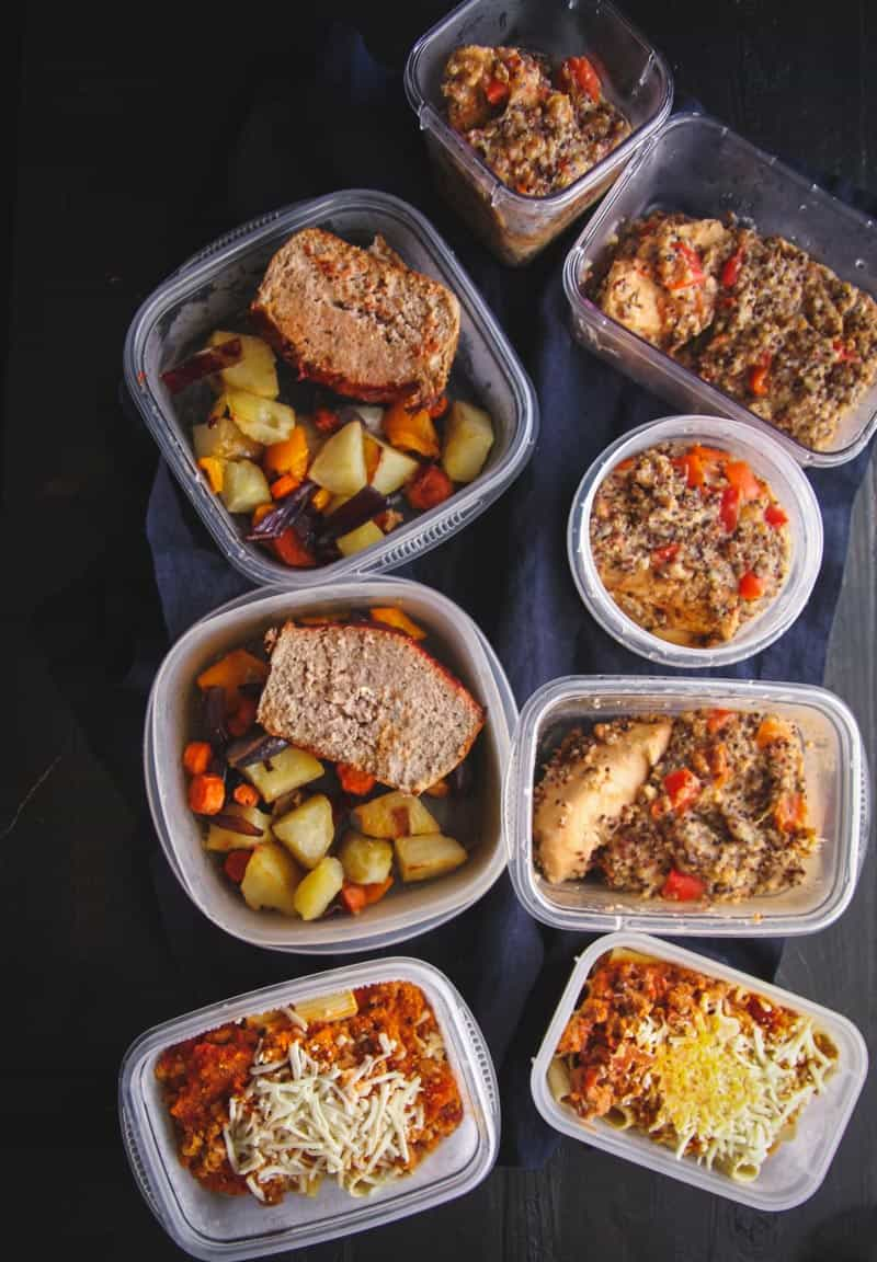 The best recipes for healthy meal prepping