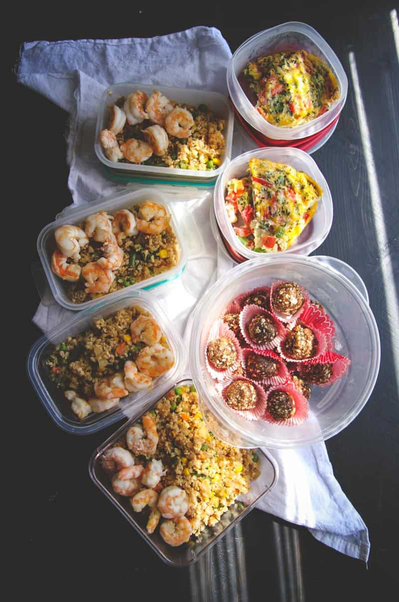 The best healthy meal prep pasta