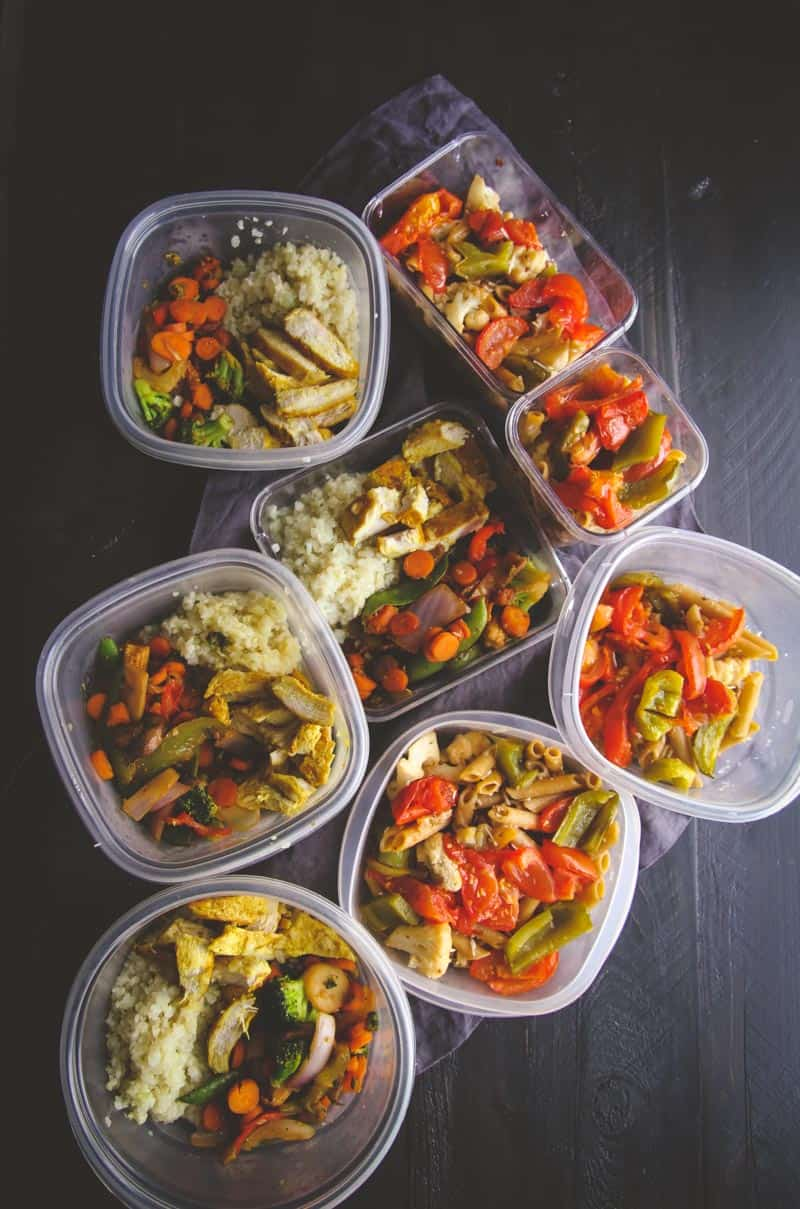 The best way to meal prep