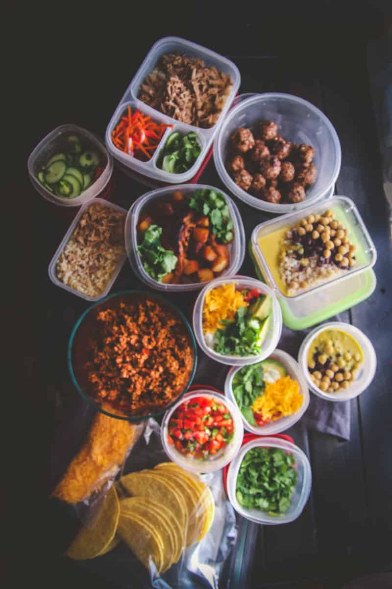 The best recipes for meal prepping