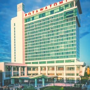 A weekend at Potawatomi Hotel and Casino in Milwaukee