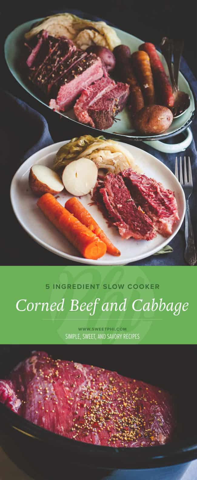 A simple and amazing St. Patrick's Day recipe in the slow cooker