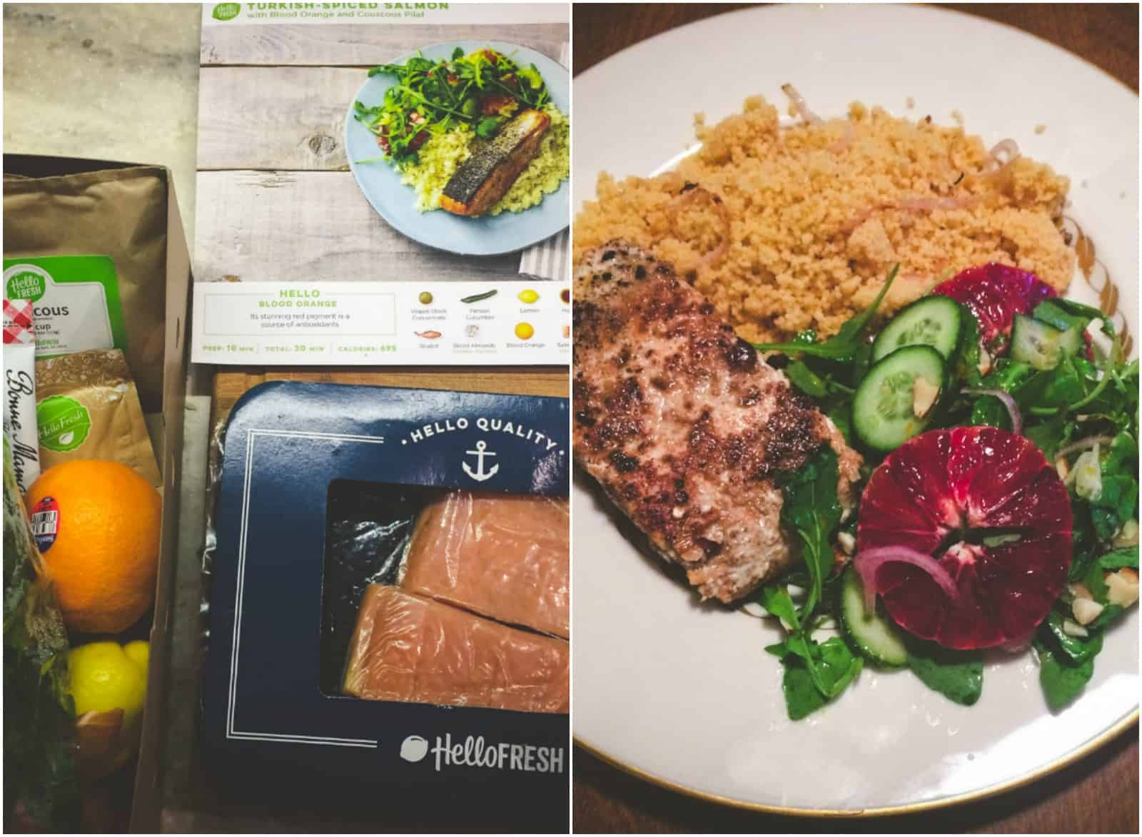 Compare Blue Apron Home Chef