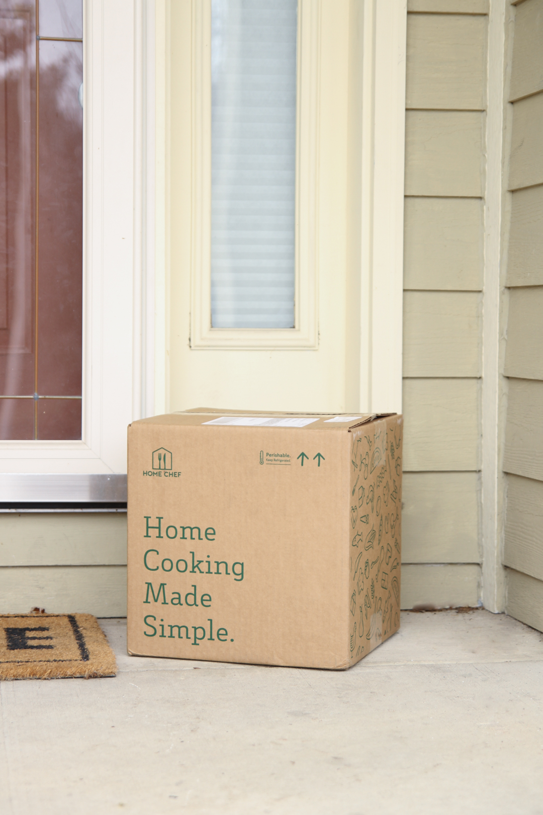 Home chef meal delivery kit services review
