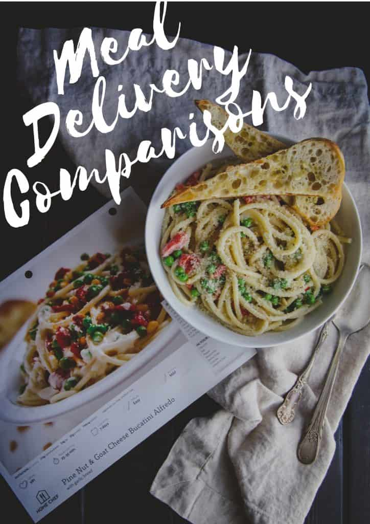I Tried 6 Home Meal Delivery Services Here Is My