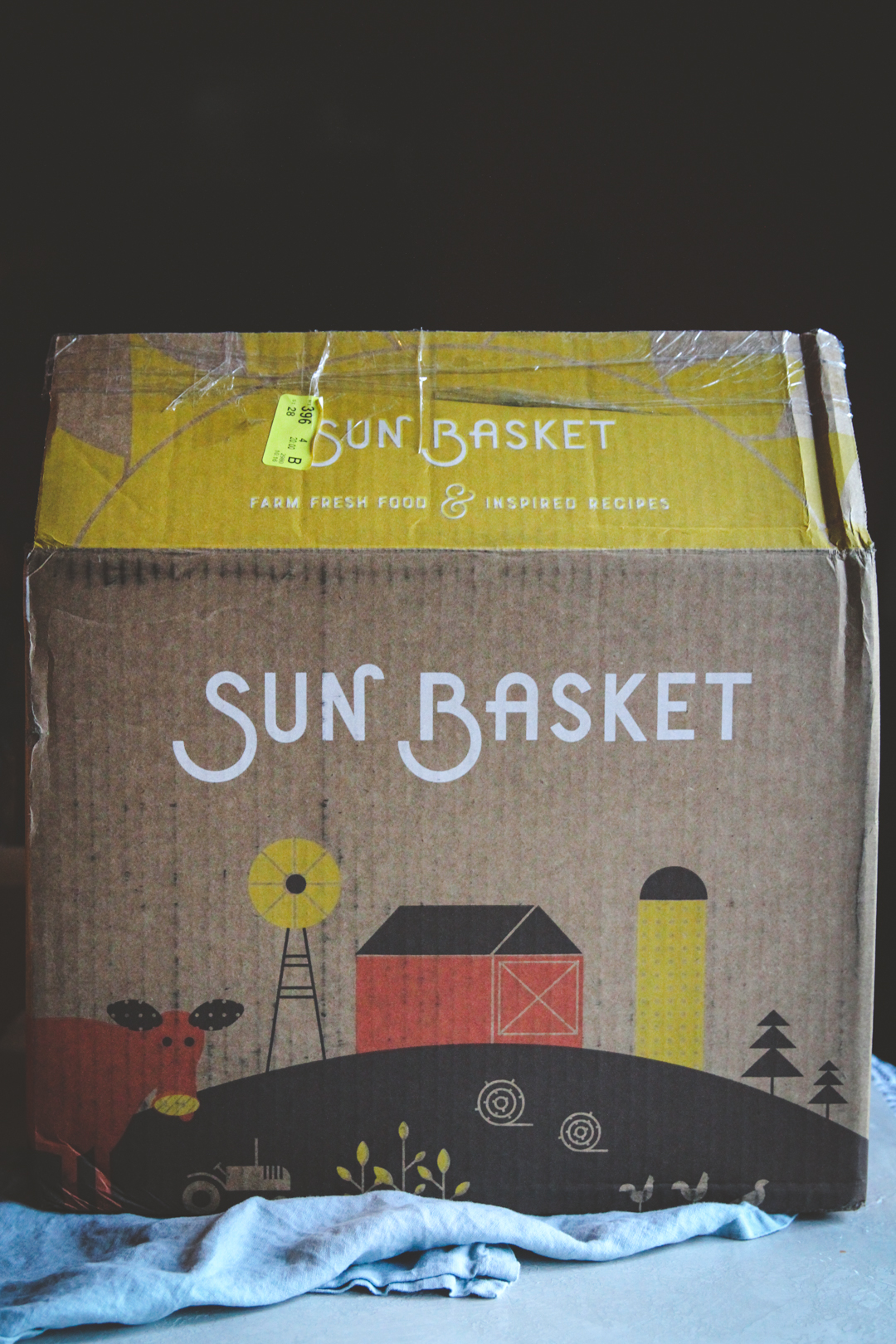 Sun Basket - healthy meal delivery service