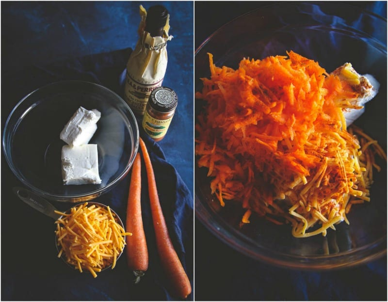 The best appetizer recipe for carrot cheddar cheese balls