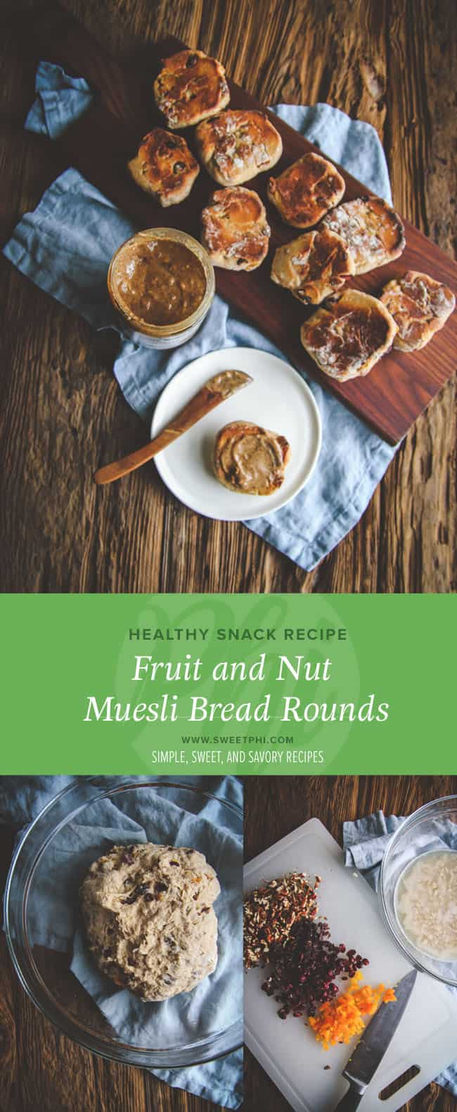 How to make the best healthy muesli bread