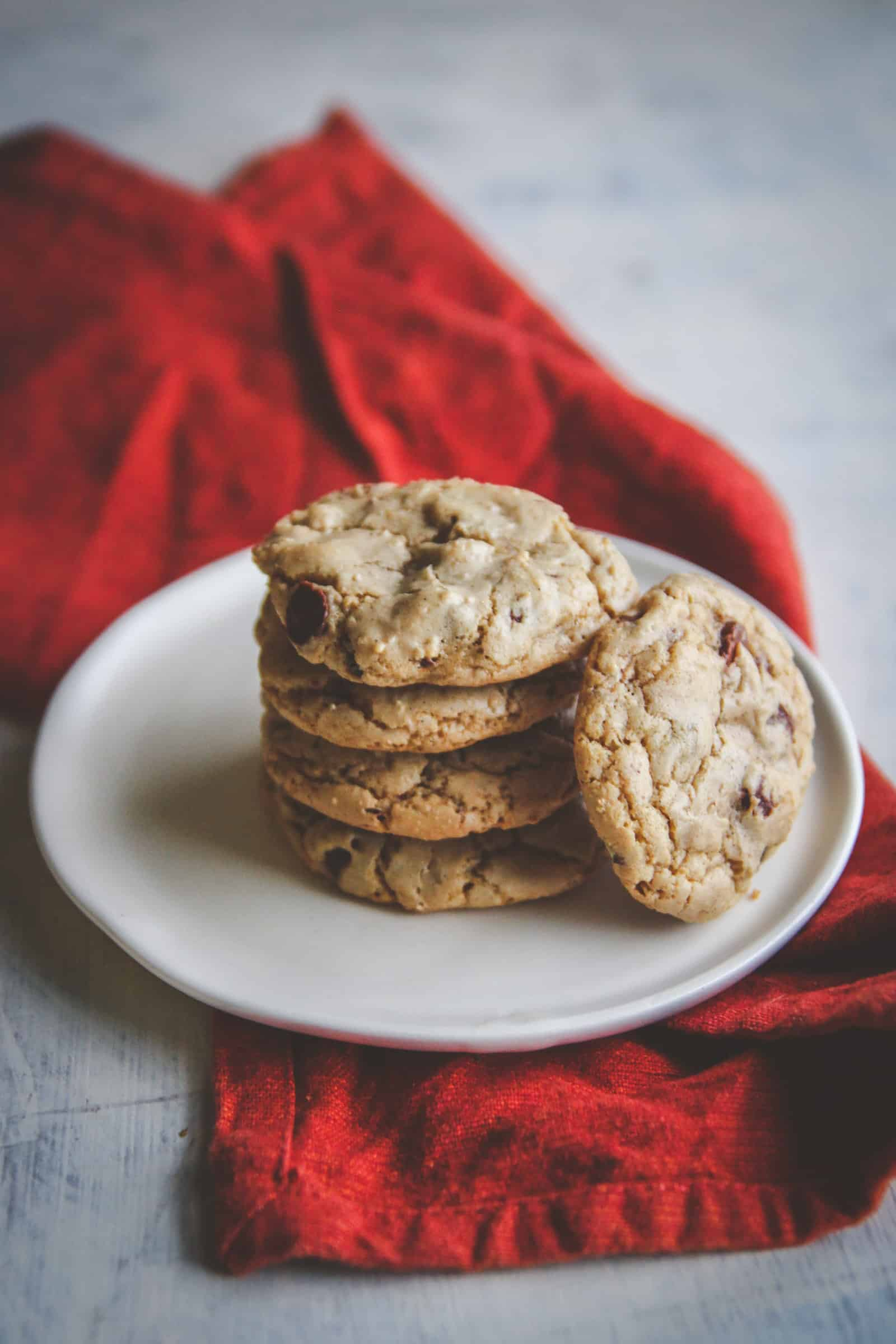 Simply the best chocolate chunk cookie recipe