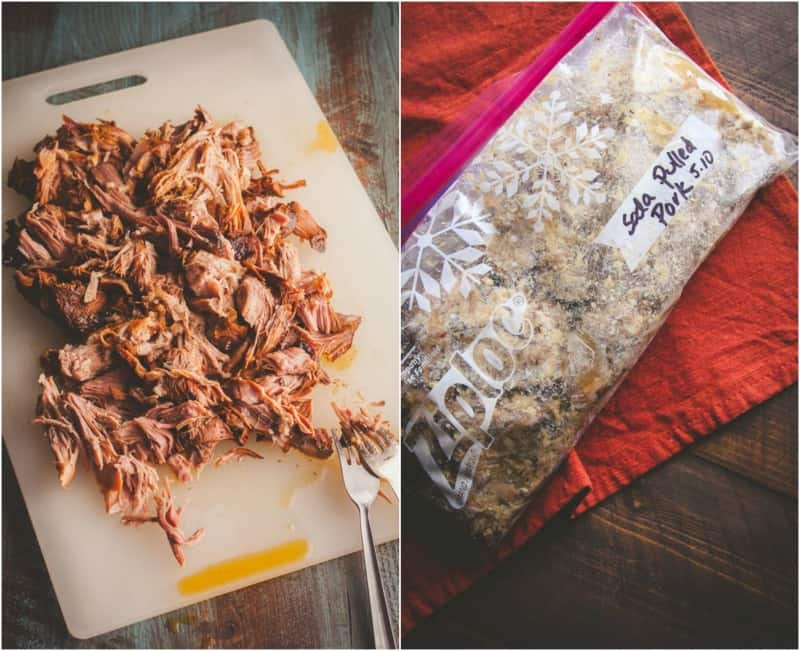 The most delicious 2 ingredient slow cooker pulled pork