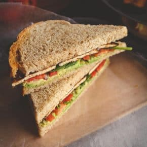 Naoya tofu vegetarian sandwich recipe