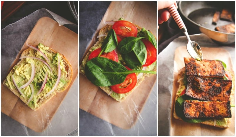 The most amazing vegetarian sandwich recipe