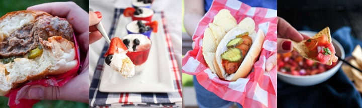 Tasty 4th of July recipes perfect for any BBQ!