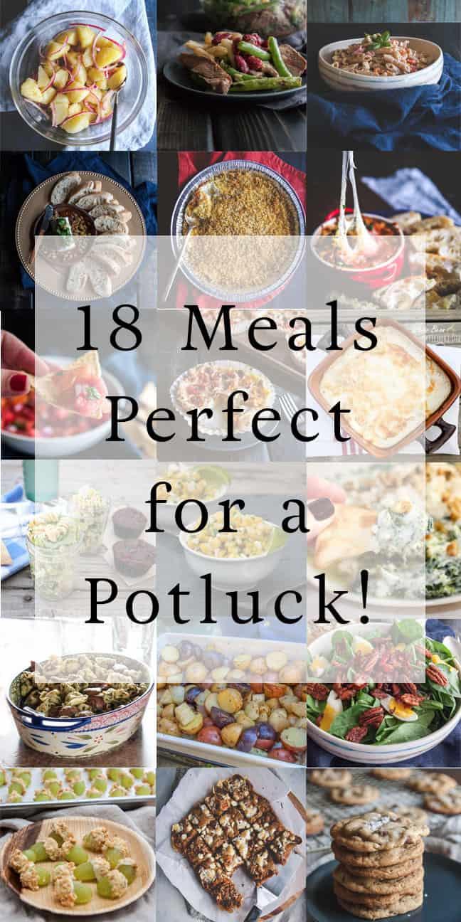 The perfect potluck recipes