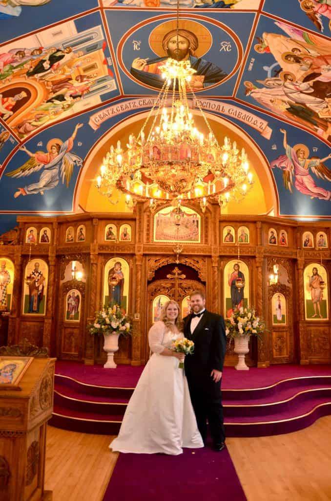 Philia and Nick Kelnhofer Wedding picture