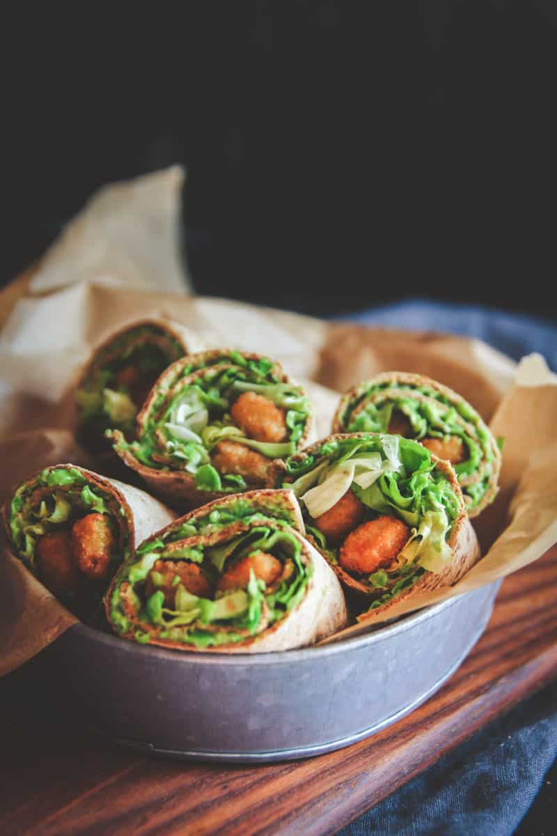 The best quick and easy fish stick wraps