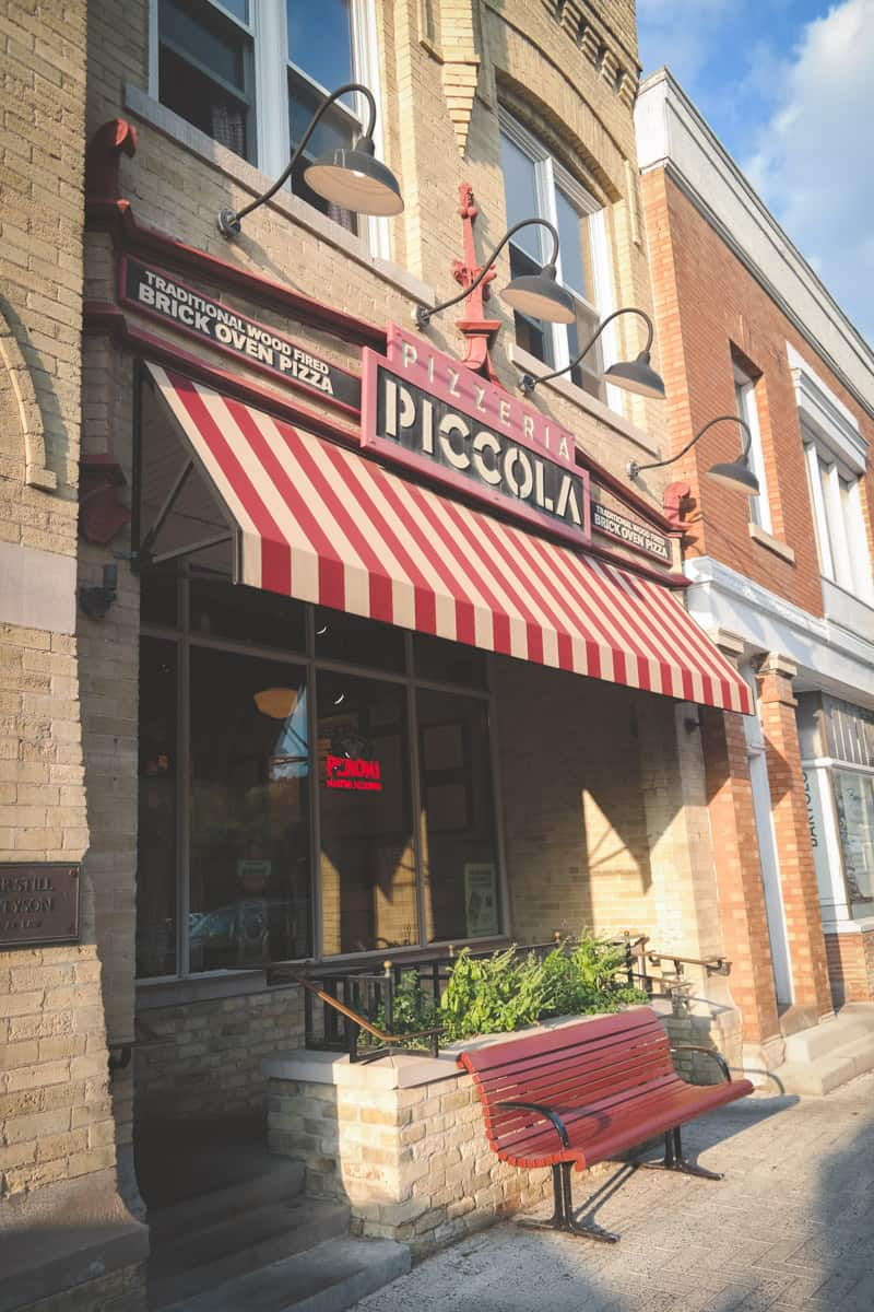 Pizzeria Piccola in Wauwatosa, WI