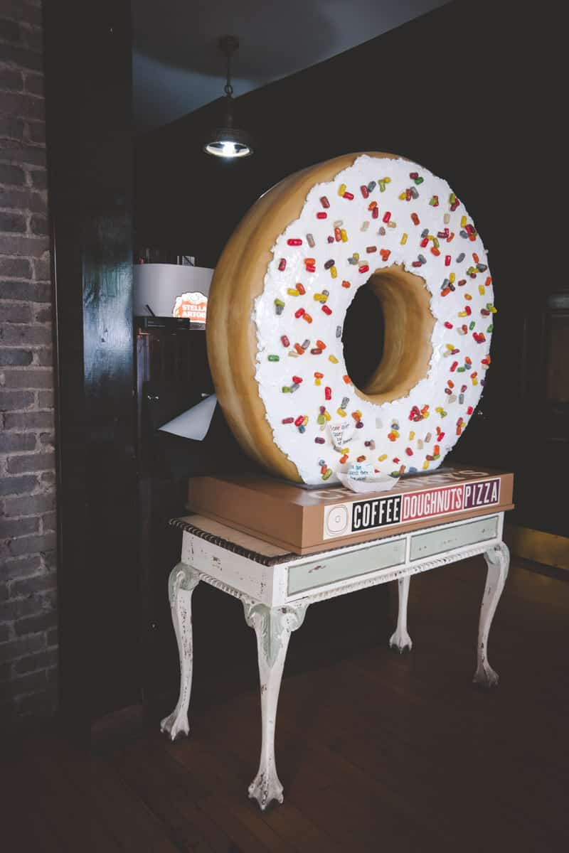 Cranky Als donuts in Wauwautosa, Wisconsin