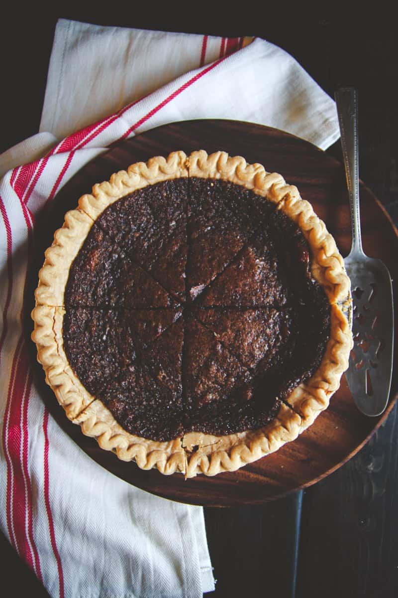 The best tasting brown sugar pie