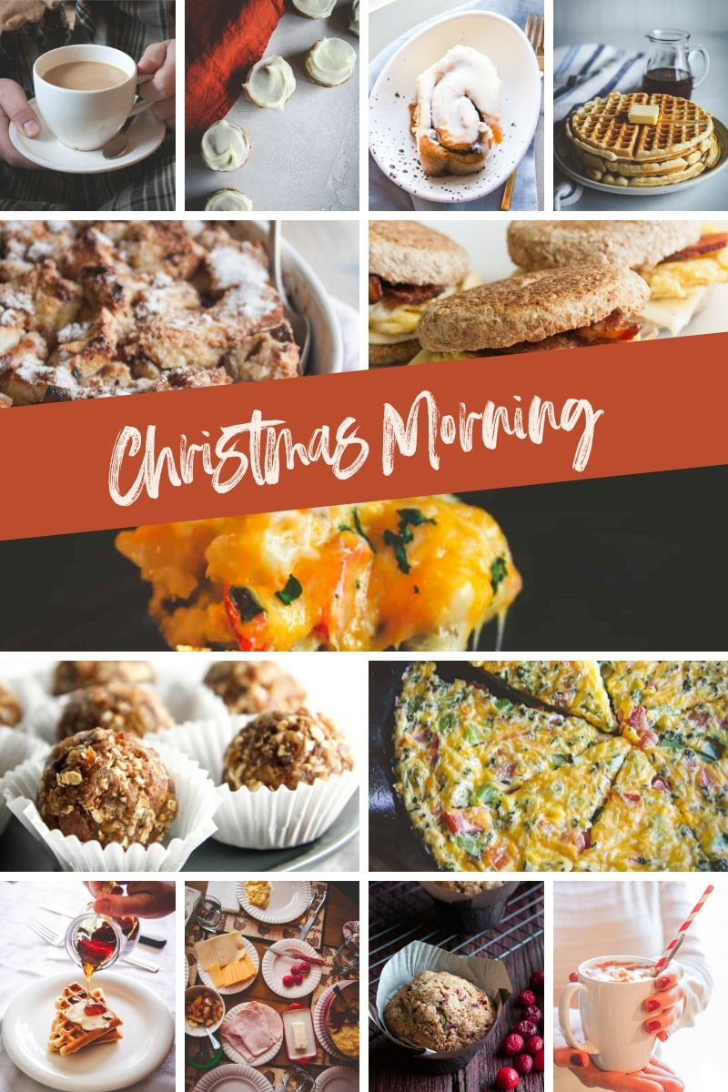 The best recipes for a delicious Christmas morning