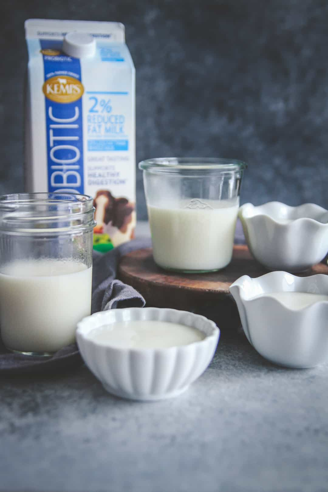 The best pudding cups made with probiotic milk