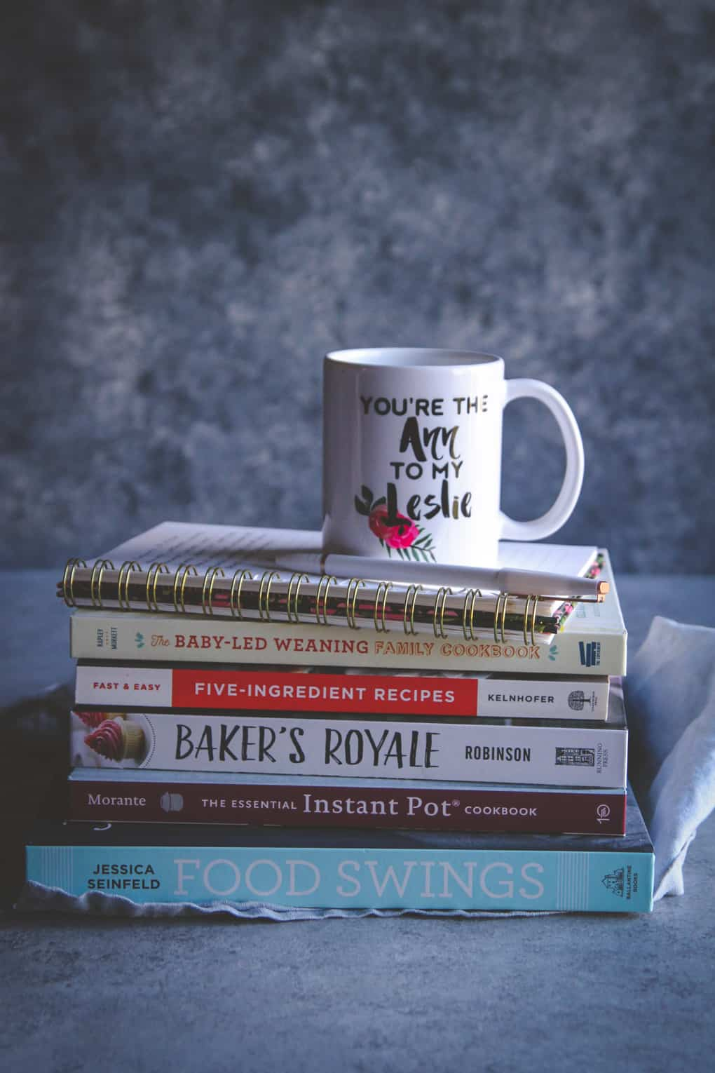 Favorite cookbooks list