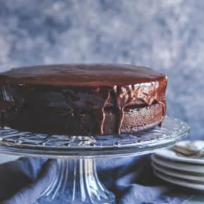 The best chocolate layer cake you'll ever make!
