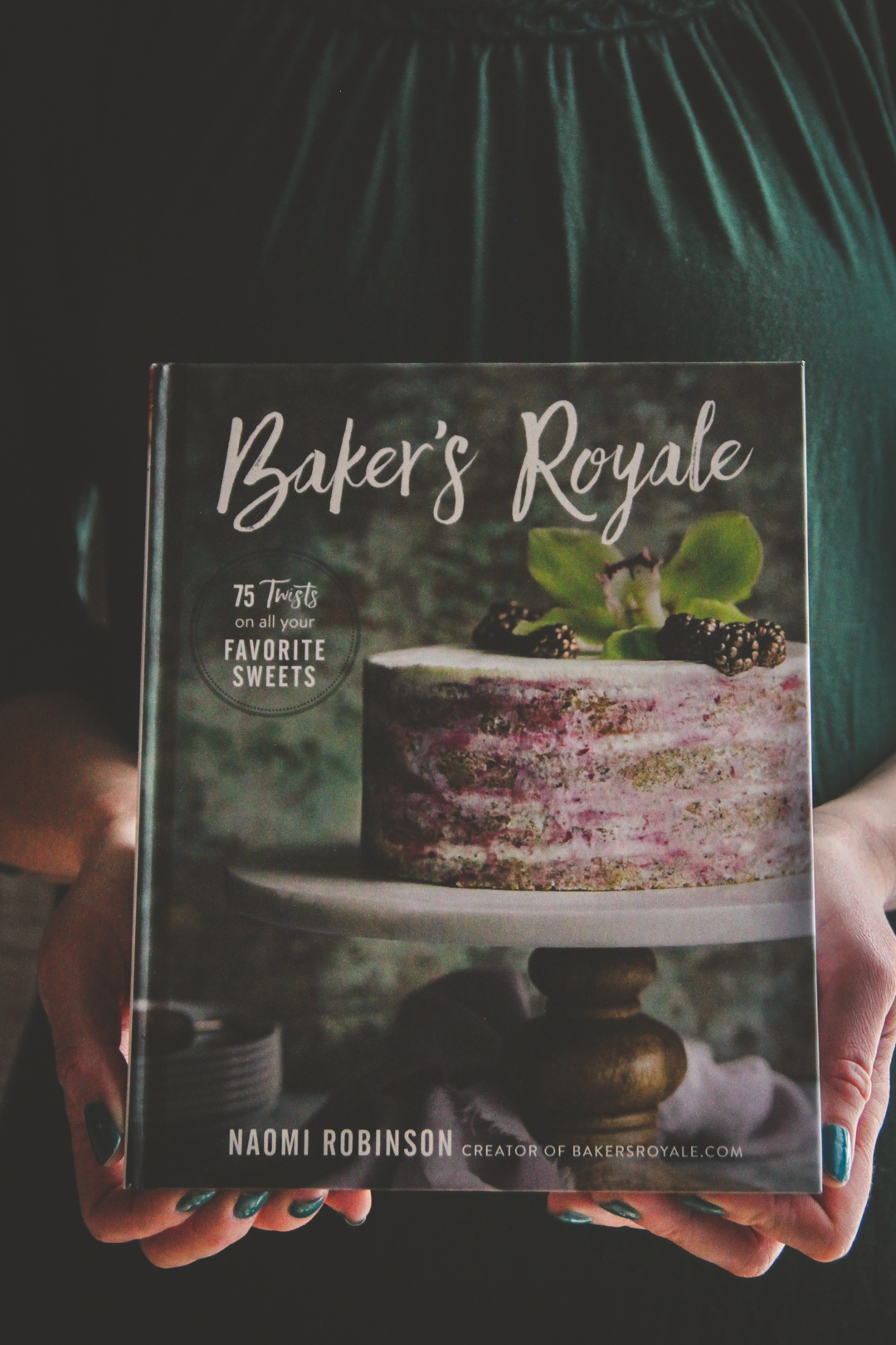 Baker's Royale cookbook