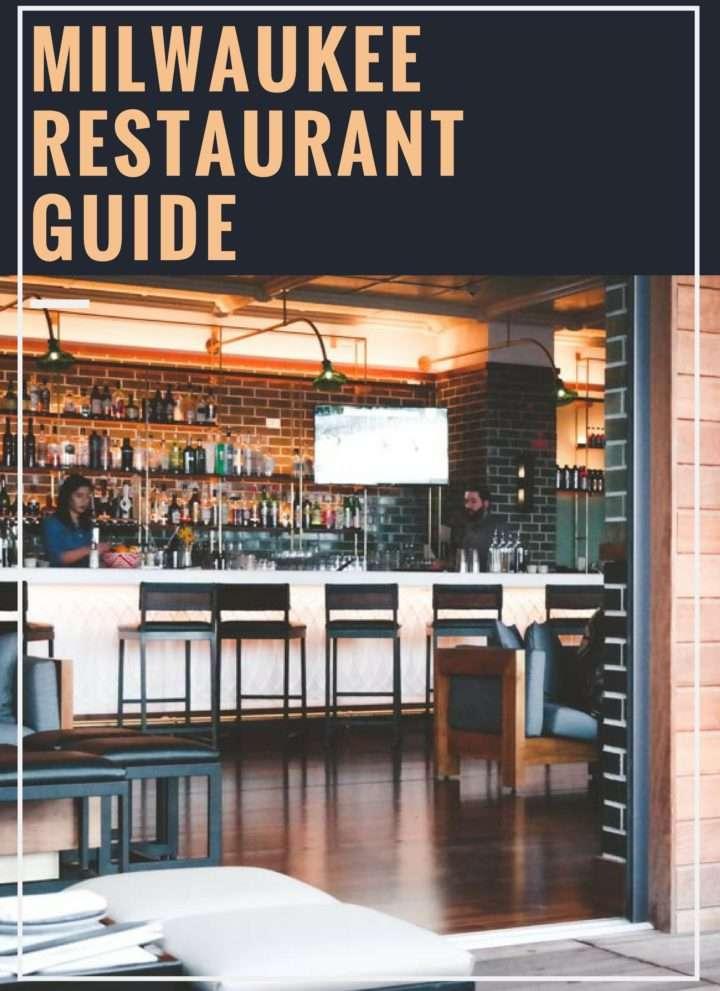 Milwaukee Restaurant Guide, the best Milwaukee restaurants guide, best Milwaukee restaurants, Milwaukee blogger, Milwaukee guide, Wisconsin blogger