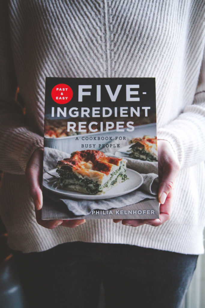 Fast and Easy Five Ingredient Recipes