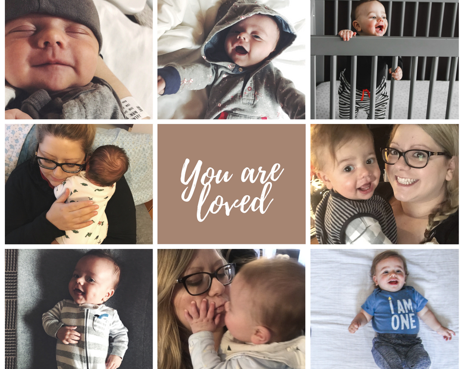 Motherhood -you are loved