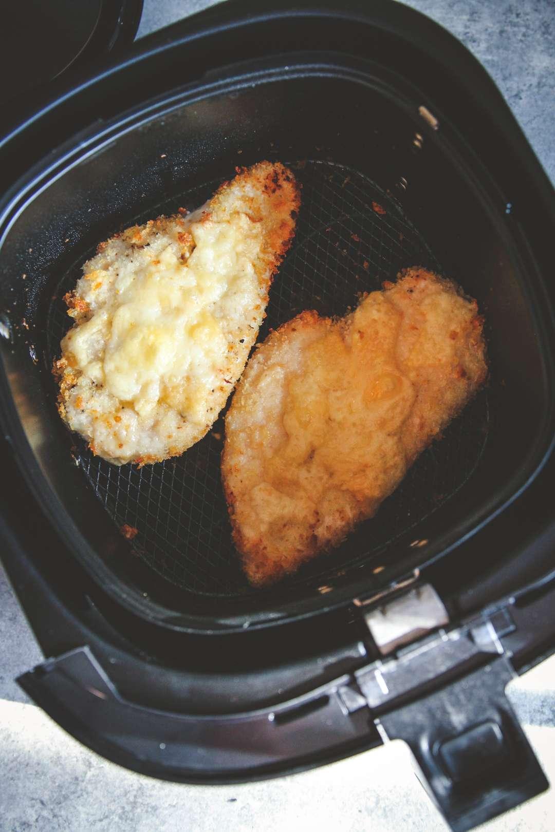 The most delicious crispy cheesy chicken dinner recipe