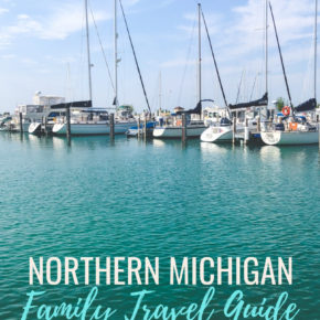Northern Michigan family vacation travel guide