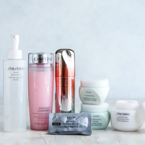 Product and routine for very dry skin