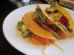 Gluten-Free Tacos with Turkey