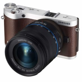 Samsung mirrorless camera_