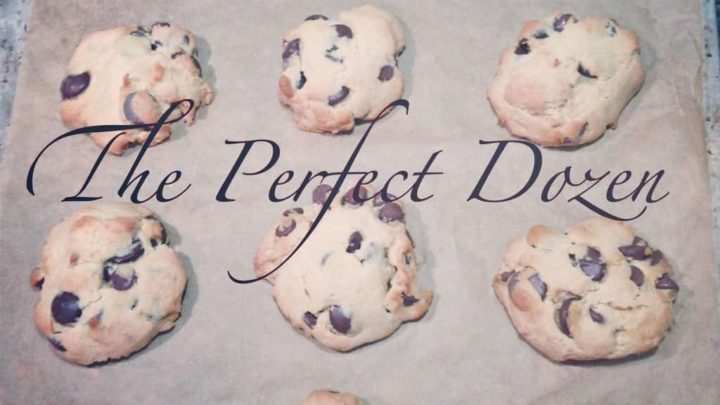 The Perfect Dozen Chocolate Chip Cookies Sweetphi