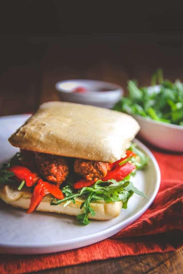 5 Ingredient Chorizo Sandwich