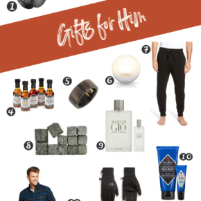 SweetPhi Holiday gift guides - the best gifts for him