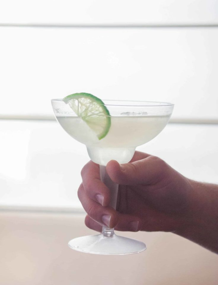How To Make A Margarita Bar