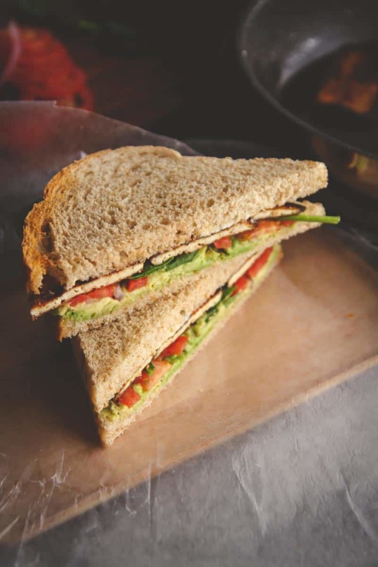 Vegetarian Sandwich Recipe