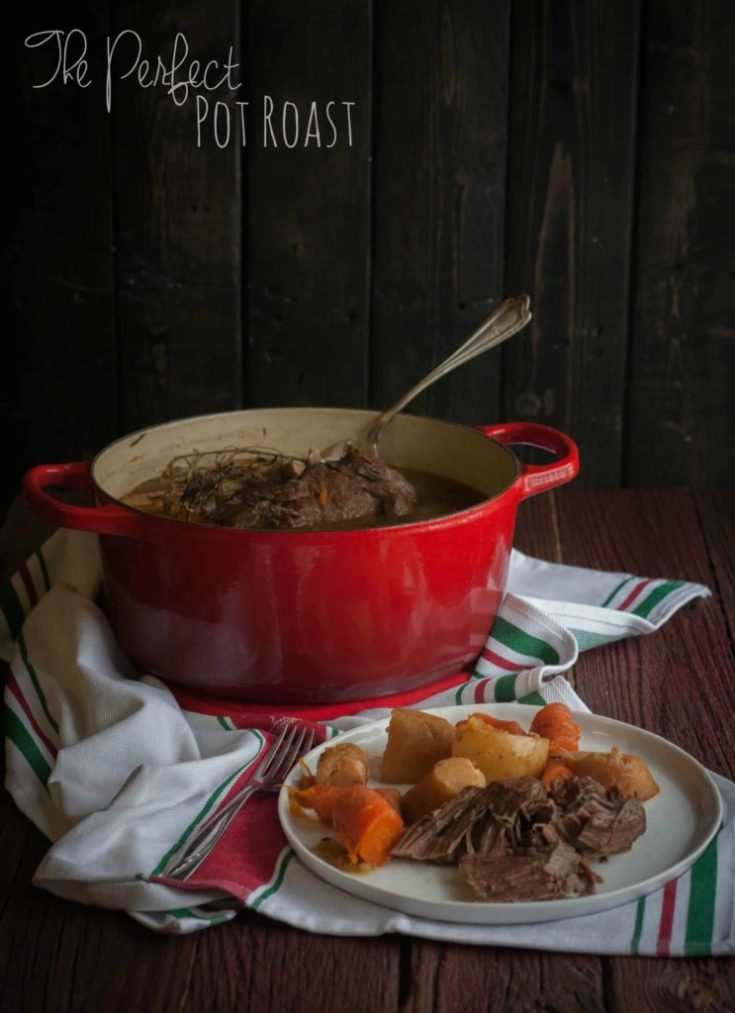How to make the perfect potroast