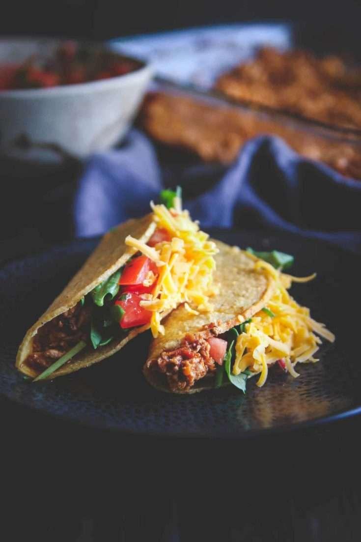 The Best Ground Turkey Tacos