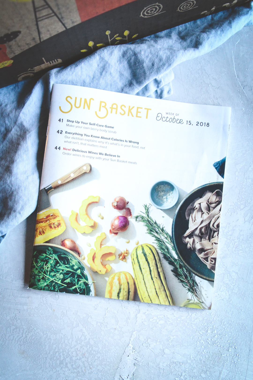 Sun Basket review, the best healthy meal delivery service