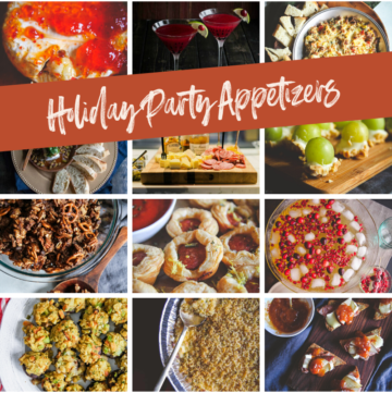 favorite easy holiday party appetizers, holiday party appetizer, holiday party appetizers