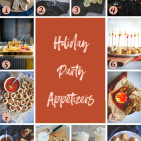 Holiday Party Appetizer Roundup