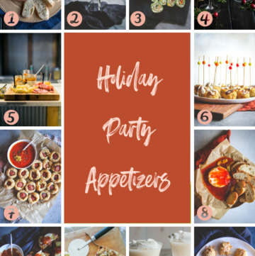 favorite easy holiday party appetizers
