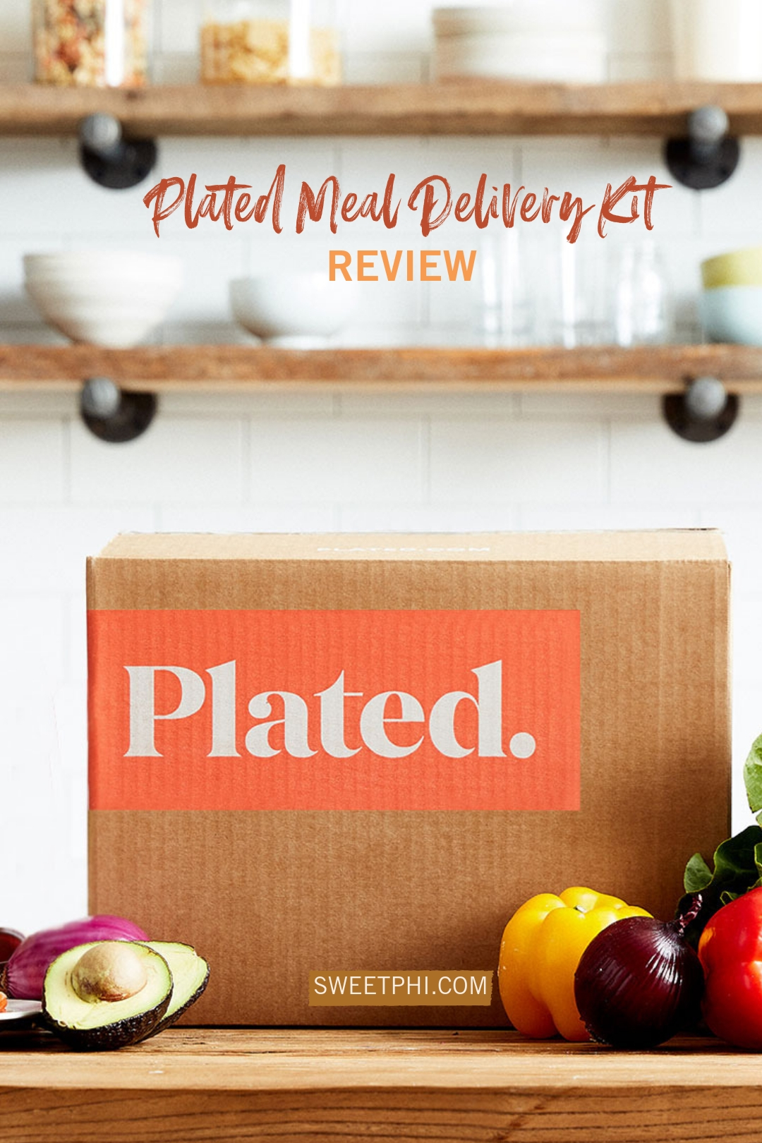 Plated meal delivery kit review